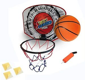 Mini Basketball Hoop and Balls