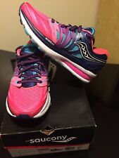 Hurricano Iso 2 Saucony Size 5.5 Long And Middle Distance Running Shoes