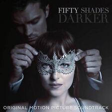 50 Fifty Shades Darker Grey 2 Gray Original Motion Soundtrack Audio Music CD