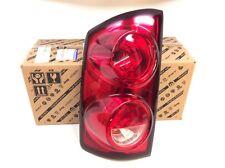 Dodge RAM 1500 RAM 2500 3500 Mopar LH Driver Side Tail Lamp Light New OEM