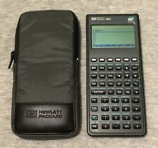 HP-48GX Calculator 128K RAM with Case