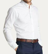 Tommy Hilfiger Herren Hemd, Cotton Dress Shirt Regular Fit Größe: 16.5 (32/33)