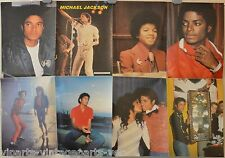MICHAEL JACKSON 2-Sided Poster From Poster Magazine Nr. 1 ±60 x 86 cm 1983.