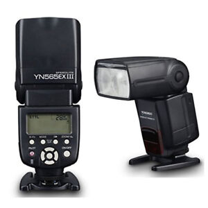 YONGNUO YN565EX III Flash Speedlite Canon YN565EXIII T8I 80D 77D 70D 5D 6D 7D T7