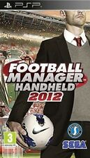 FOOTBALL MANAGER HANDHELD 2012       --     NEUF    pour PSP