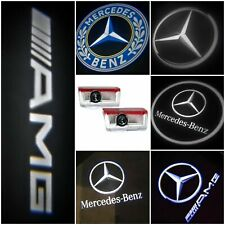 Mercedes Benz Courtesy lamp CREE LED Door Laser Projector Lights A C E AMG Class