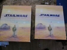 Star Wars: The Complete Saga (Blu-ray Disc) W/ Slipcase 9-Disc Lucasfilm OOP!