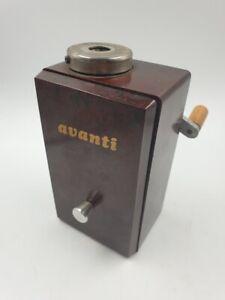 VEB Avanti Dresden , Bakelit ,  Bleistiftanspitzer aus der  DDR , 50 er Jahre