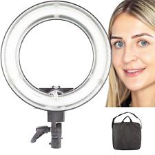 "Dimmable 14"" Ring Light Selfie Makeup Youtube Video Live Camera Photo Tiktok UK"