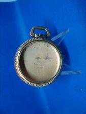 Watch Case Part! cs9 Antique 51mm Keystone Pocket