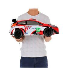 Km-E-xplorer Rx Ii 1/7 Rc Rally Racing Car w/ E8350 Engine System Red R5R2