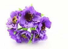 Wedding Purple Peony Bouquet