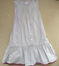 robe 4-5 ans cadet rousselle : gris - rose - violet
