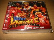 Bare Knuckle/2/3 [Streets Rage] Sega Mega Drive Genesis Original SOUNDTRACK CD
