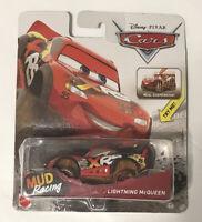 Disney Pixar: Cars Lightning McQueen MUD RACING SERIES