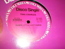 "TIna Charles 12"" Dance Little Lady Dance"