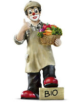 Gilde Clown Sonderedition & Spendenfigur 2020 Alles Bio 16 cm limitiert 10264