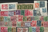 switzerland collectable stamps ref r12367