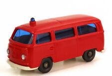 1:87 VW Volkswagen T2 (T2a) Bus Feuerwehr hellrot - Wiking 603