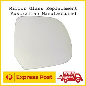 Nissan Almera N17 G11 2012-2018 Right Drivers Side Mirror Glass Replacement