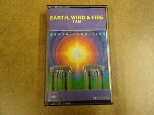 MUSIC CASSETTE / EARTH, WIND & FIRE - I AM