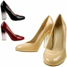Women's Synthetic Stiletto Court Shoes Business Heels