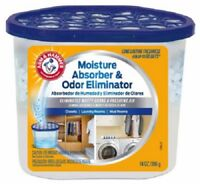 W M Barr, 2 Pack, 14 OZ, Arm & Hammer Tub Moisture Absorber