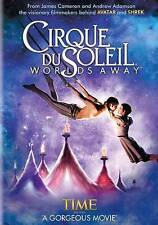 Cirque Du Soleil: Worlds Away DVD