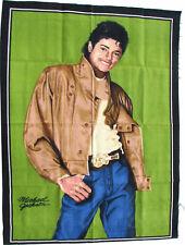 Michael Jackson Drapeau Tapis GIANT BEAT IT FLAG Tapestry RUG POSTER 93cm x 70cm