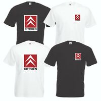 Citroen T-Shirt Car Enthusiast VARIOUS SIZES & COLOURS Racing Rally