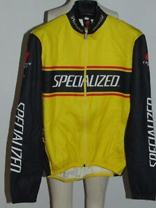 Bike Cycling Jersey Shirt Maillot Cyclism Sport Specialized Wintry Size L