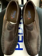 Propet Ped Rx WOMEN'S MOLLY BRONCO BROWN SIZE 6 M /BRAND NEW