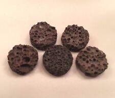 5 Volcanic/Volcano Stones for Click-N-Vape/Smoke / Sneak-A-Toke/Hit Pipes