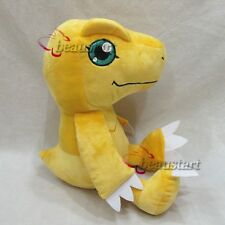 "Anime Digimon Adventure Agumon Digimon Stuffed Doll Plush Toy 37cm/15"" New"