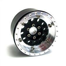 Gear Head RC 2.2 CAC EZ-Loc Wheels Delrin w/ Alum. Beadlock Rings (4) GEA1027