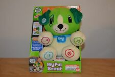 Leap Frog My Puppy Pal Scout Learning Toy Learning Path Personalize 6-36 months