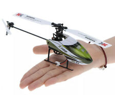 XK K100 6CH 3D 6G Brushless RC Remote Control Helicopter With Remote!