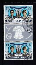 Gestempelte Briefmarken aus Europa mit Königshäuser-Motiv