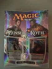 1x  Venser VS. Koth: Duel Deck New Sealed Product - Magic: The Gathering English