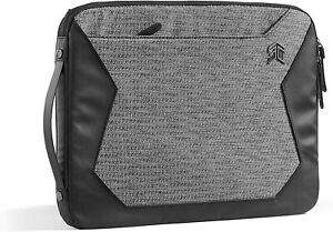 """STM Myth Sleeve STM-114-184M-01 for up to 13"""" MacBooks - Granite Black"""