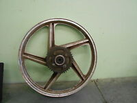 lifan  lf  125 j rear  wheel