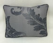 Designers Guild Fabric, Cushion Cover Aksu Graphite Col ~ 100% cotton