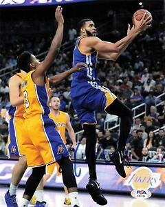 Javale McGee signed 8x10 photo PSA/DNA Golden State Warriors Autographed Lakers