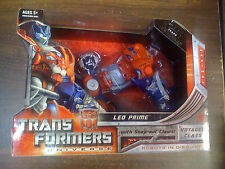 Transformers Universe Leo Prime Voyager Class NEW FREE SHIP US