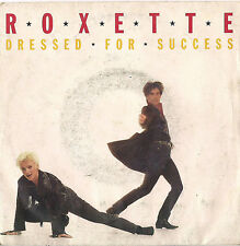 DISCO 45 GIRI ROXETTE dressed for success // the voice