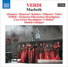 Giuseppe Verdi: Macbeth, New Music