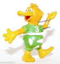 Figurine SCHLEICH dessin animé vintage canard triplé DIE DROLLINGE figure 1984