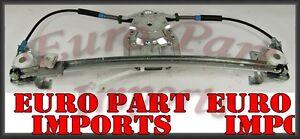 Mercedes LEFT REAR WINDOW REGULATOR MTC OEM Quality 1407301146