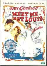 MEET ME IN ST LOUIS   NEW   DVD