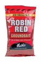 DYNAMITE BAITS HAITHS ORIGINAL ROBIN RED GROUNDBAIT CARP FISHING ATTRACTANT 900G